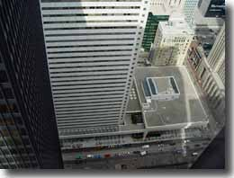 View of First Canadian Place from the TD Centre, Toronto
